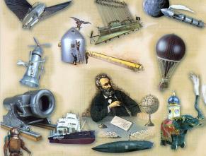 Изобретения Жюля Верна